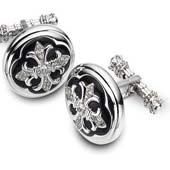 Platinum jewelry for men