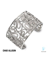 Chad Allison Platinum Diamond Bracelet