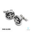 Platinum Chad Allison Cufflinks