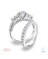 Jared® The Galleria of Jewelry Wedding Ring Set