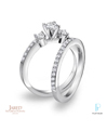 Jared The Galleria of Jewelry Wedding Ring Set
