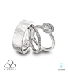 Ritani Wedding Rings Set